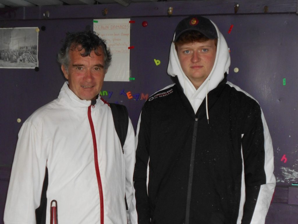 Ian and Euan